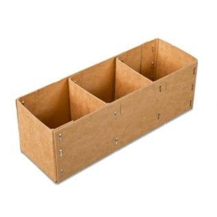 Spare Parts Box <br> 3 Compartments (Bundle of 10)