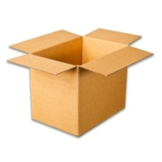 A4 Packing Carton  Brown (Bundle of 25)