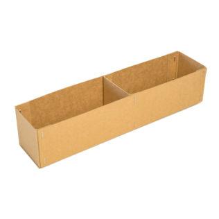 Spare Parts Box  2 Compartments (Bundle of 10)