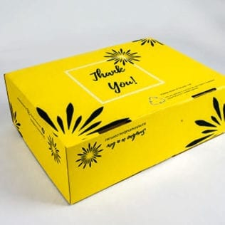 Printed Custom Mailer Boxes