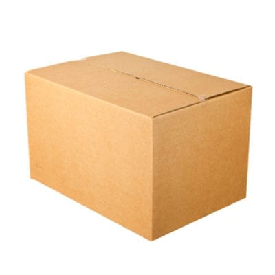 RSC Packing Carton