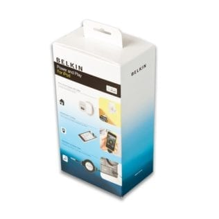Retail box with hang cell tab