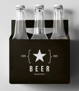 Beer And Wine Box Packaging, Pakko