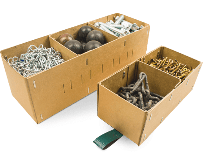 Automotive Parts Packaging, Pakko
