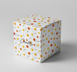 custom printed candle boxes - pakko