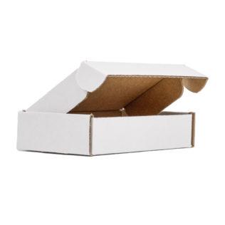 Micro Mailing Box White (Bundle of 25)
