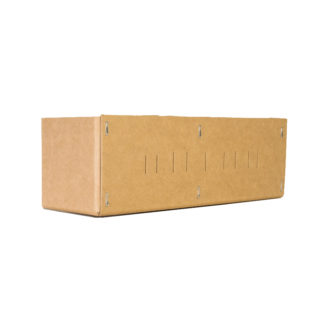 Spare Parts Box  2 Compartments (Bundle of 10)