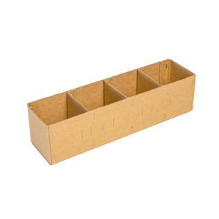 Spare Parts Box  4 Compartments (Bundle of 10)