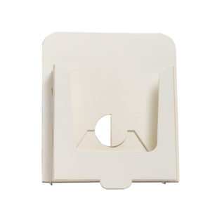 DL Brochure Holder  White (Bundle of 10)