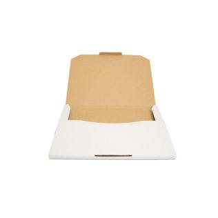 Large Flat Mailers  White (Bundle of 25)