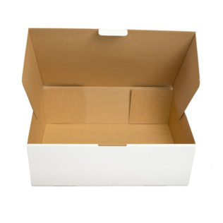 Large Mailing Box White (Bundle of 25)