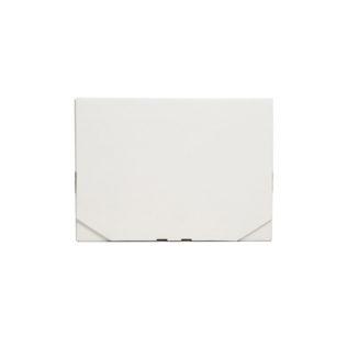 Medium Flat Mailers  White (Bundle of 25)