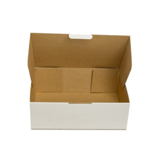 Medium Mailing Box White (Bundle of 25)