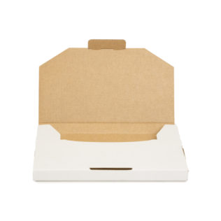 Small Flat Mailers  White (Bundle of 25)