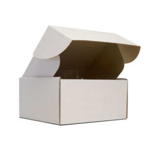 Small Mailing Box White (Bundle of 25)