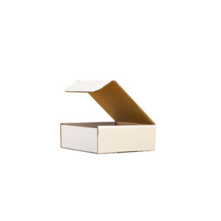 Nano Mailing Box White (Bundle of 25)