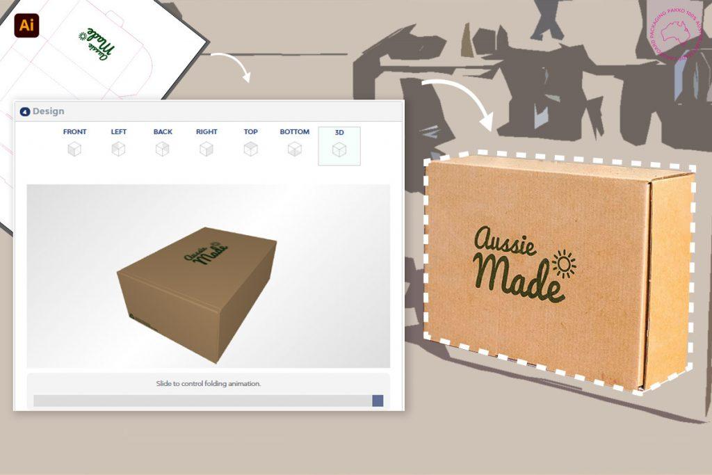 IDP - online Custom Packaging Design Software