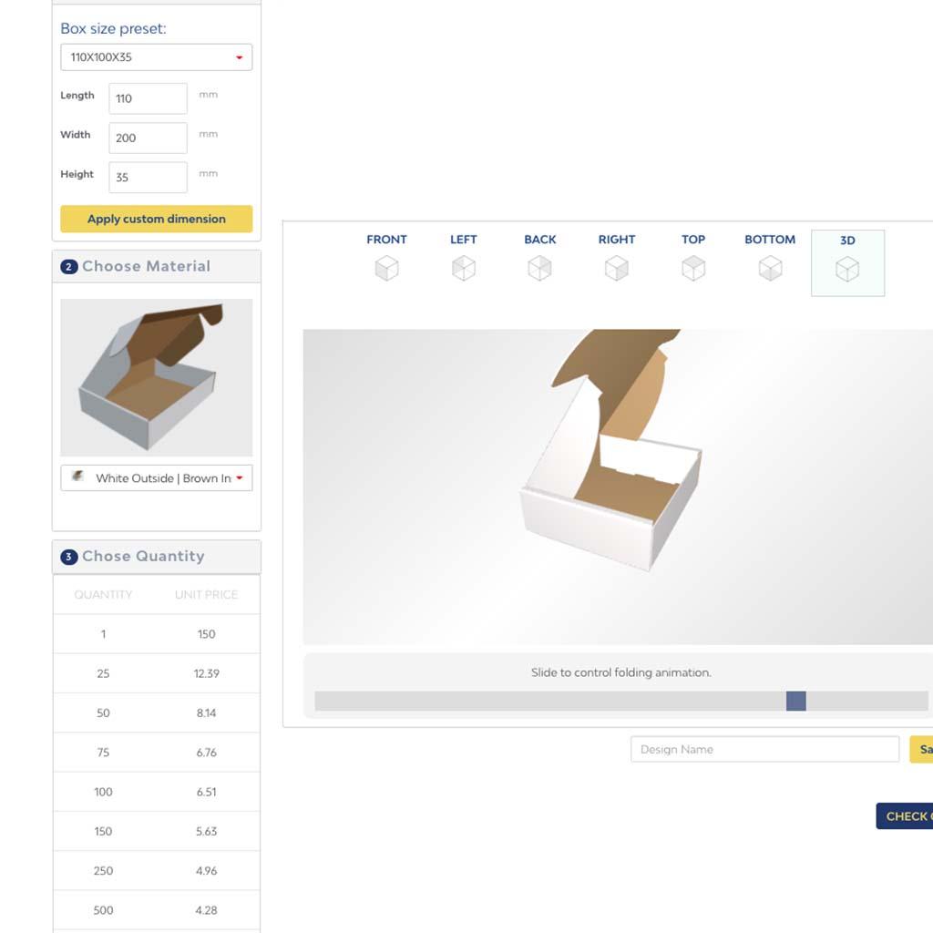 IDP Custom Packaging Design Software Brisbane